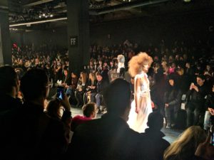 NYFW Michael Costello - Irene Simbolon - 5th & Batavia